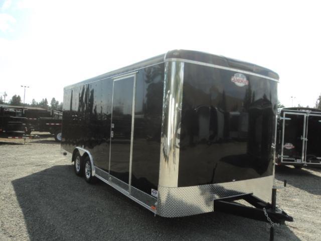 2018 Cargo Mate Blazer 8.5x20 7K LOADED!!  Cabinet Package/110v Package+++