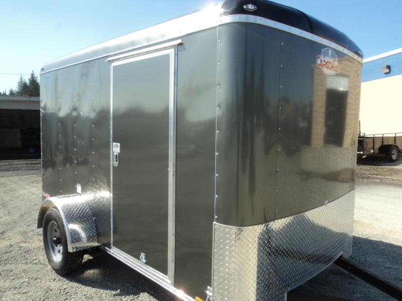 2019 Cargo Mate Blazer 6X12 w/Rear Ramp Door