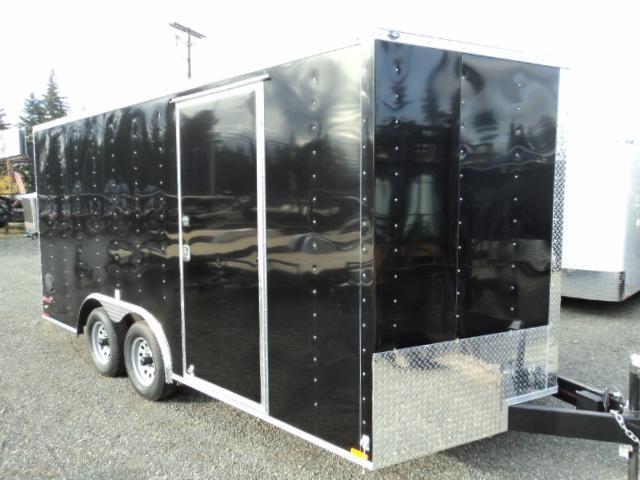 2020 Cargo Mate E-Series 8.5x16 7K w/Extra Height/Ramp-