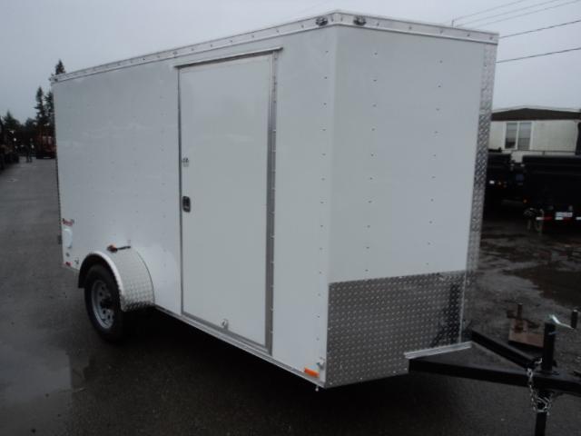 2018 Cargo Mate E-series 6x10 Enclosed Cargo Trailer