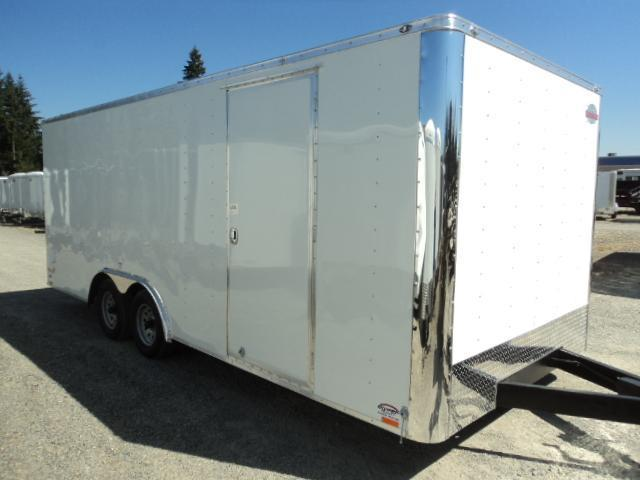 2017 Cargo Mate E-series 8.5X18 7K Enclosed Cargo Trailer