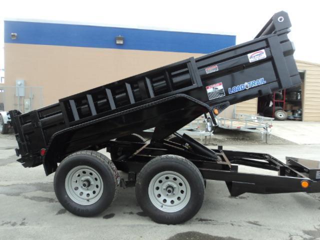 2017 Load Trail 5X10 Tandem Axle Dump