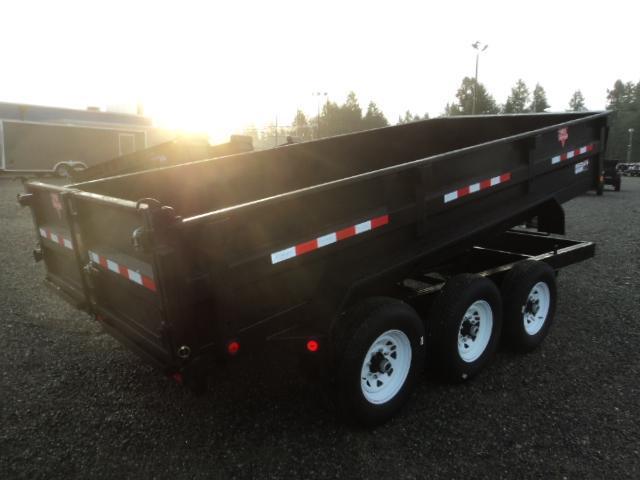 2018 PJ Low Pro XL 7x16 21K Dump