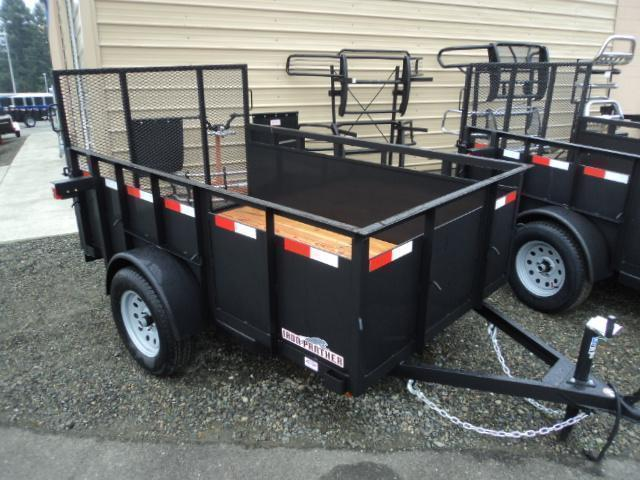 2016 Iron Panther LT4X8 Utility Trailer