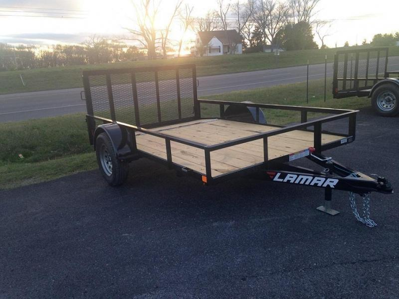 77 X 10 Single Axle Utility - Lamar