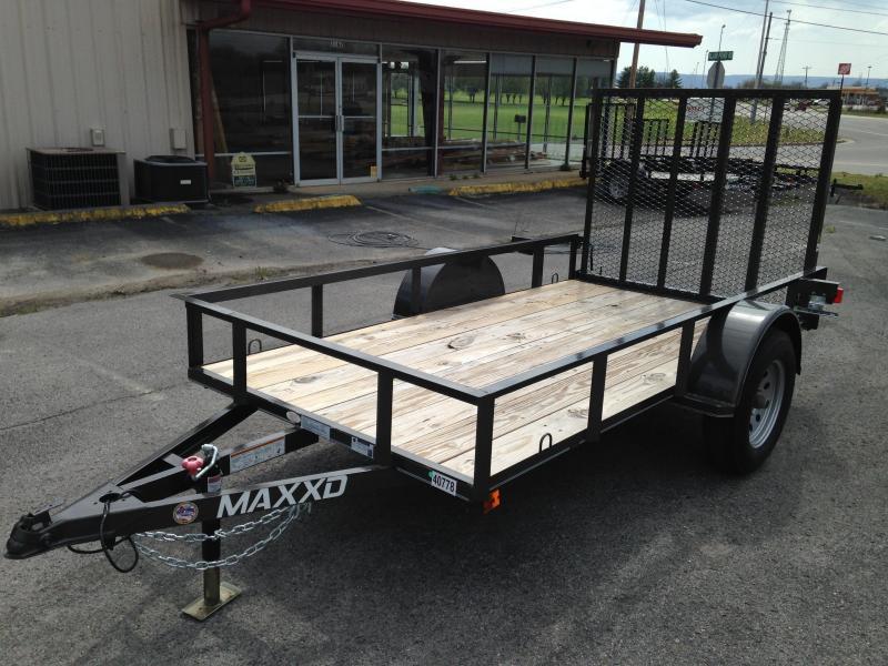 61 X 10 Utility - Maxxd