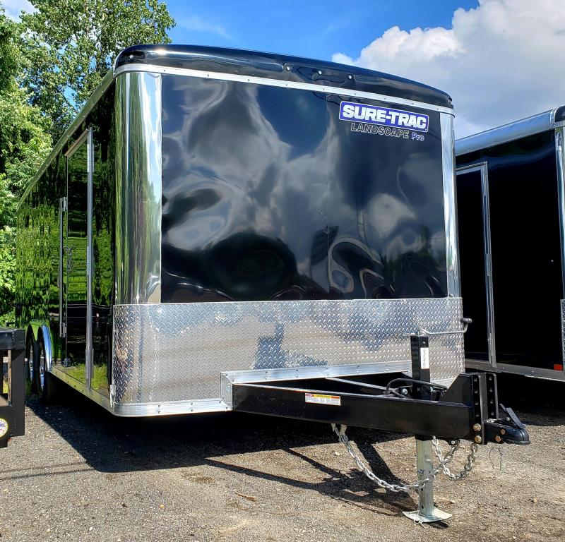 2019 Sure-Trac 8.5x18 10K Landscape Pro Enclosed Cargo Trailer