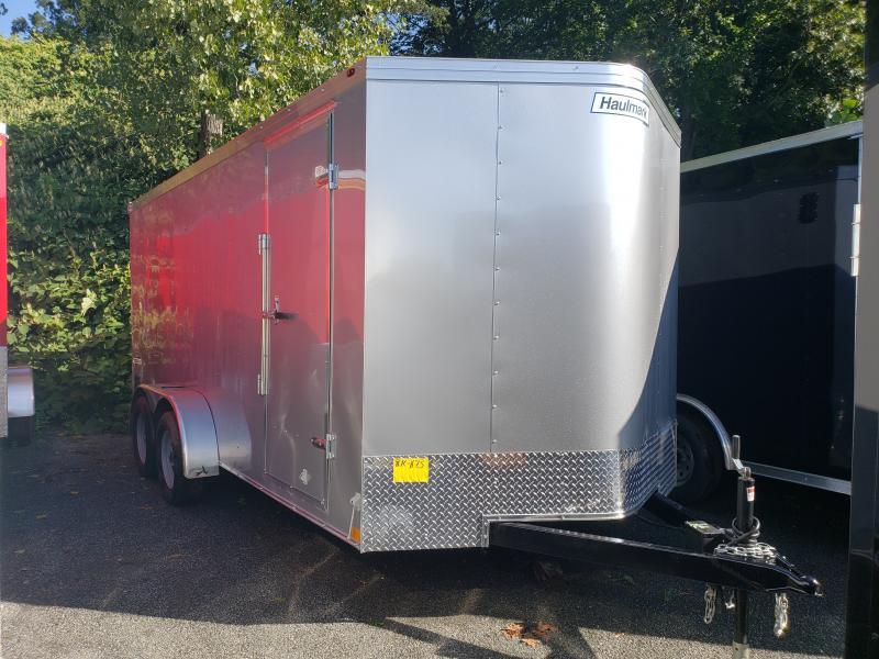 2020 Haulmark Passport Deluxe 7x16 Enclosed Cargo Trailer