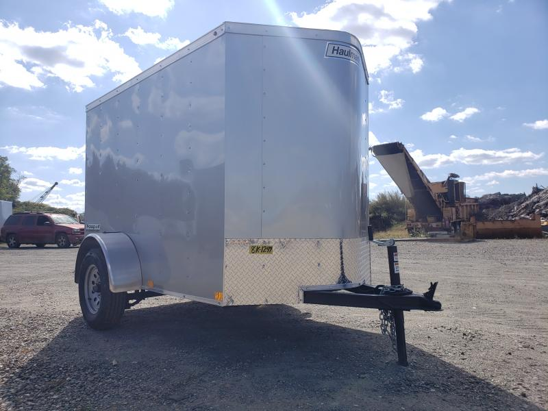 2019 Haulmark Passport Deluxe 5x8 Enclosed Cargo Trailer
