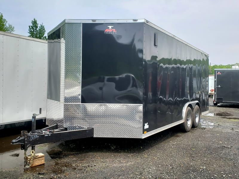 2018 Anvil 8.5x18 10K Enclosed Landscape Trailer