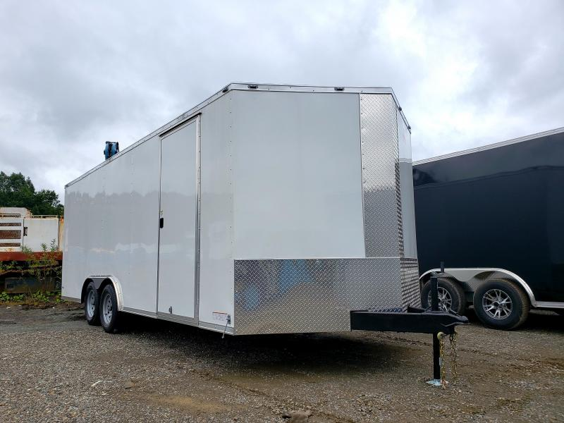 2019 Anvil 8.5x20 7K Enclosed Car Hauler Trailer