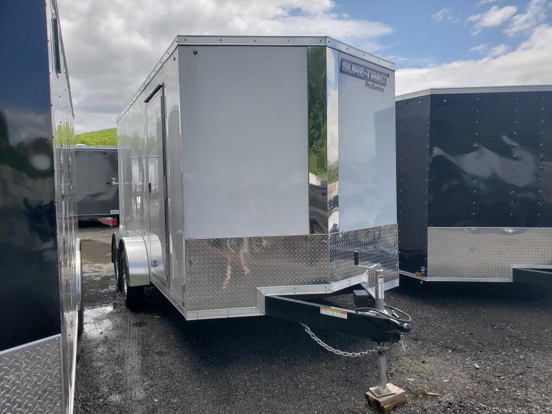 2018 Sure-Trac 7x14 Enclosed Cargo Trailer