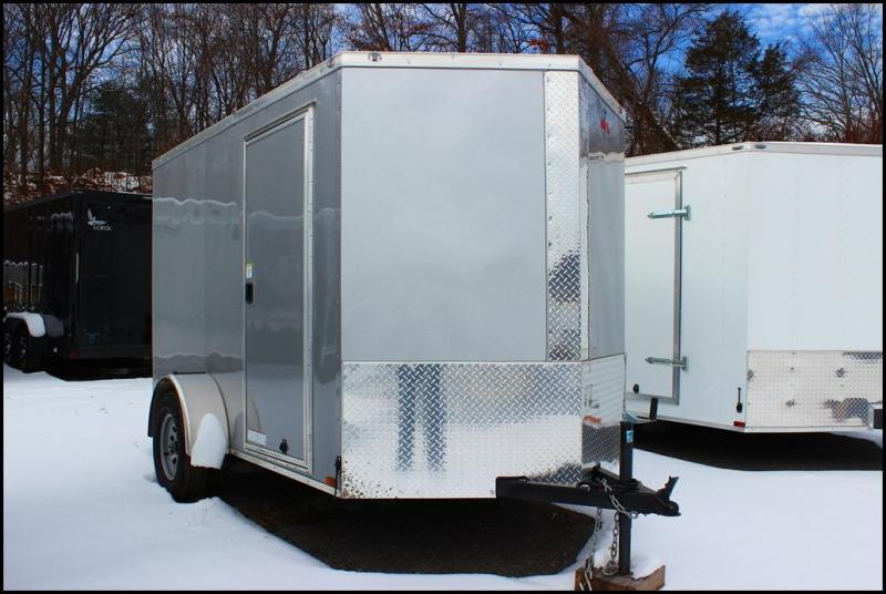 2018 Anvil 6x10 Enclosed Cargo Trailer