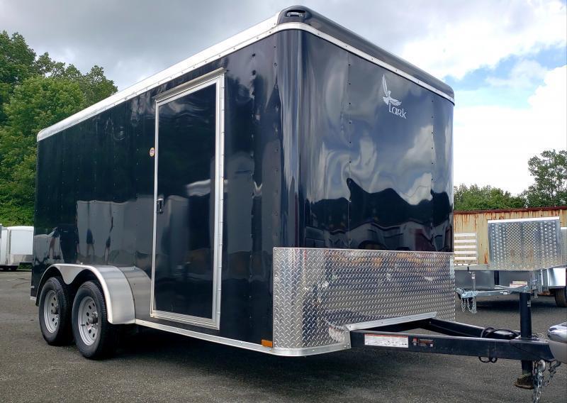 2019 Lark 7x12 Enclosed Cargo Trailer