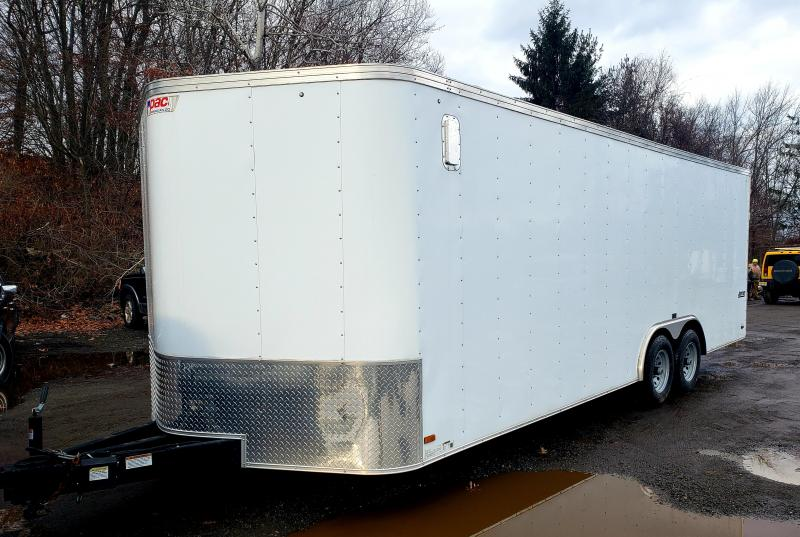 2015 Pace American Journey 8.5x22 Enclosed Car Hauler Trailer