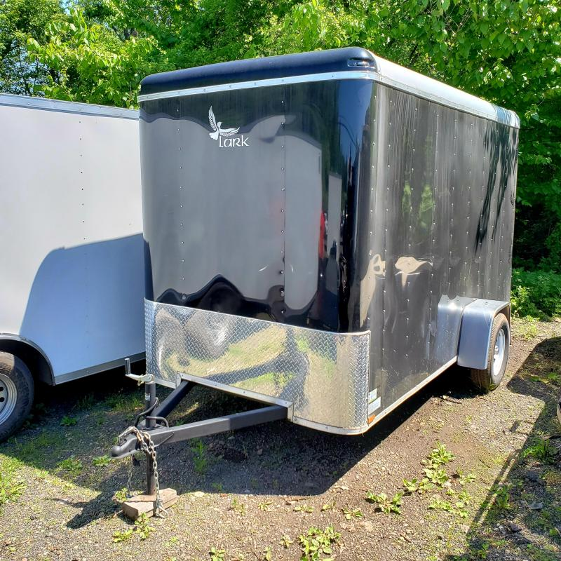 2018 Lark 6X12 Enclosed Cargo Trailer [USED/CUSTOM]