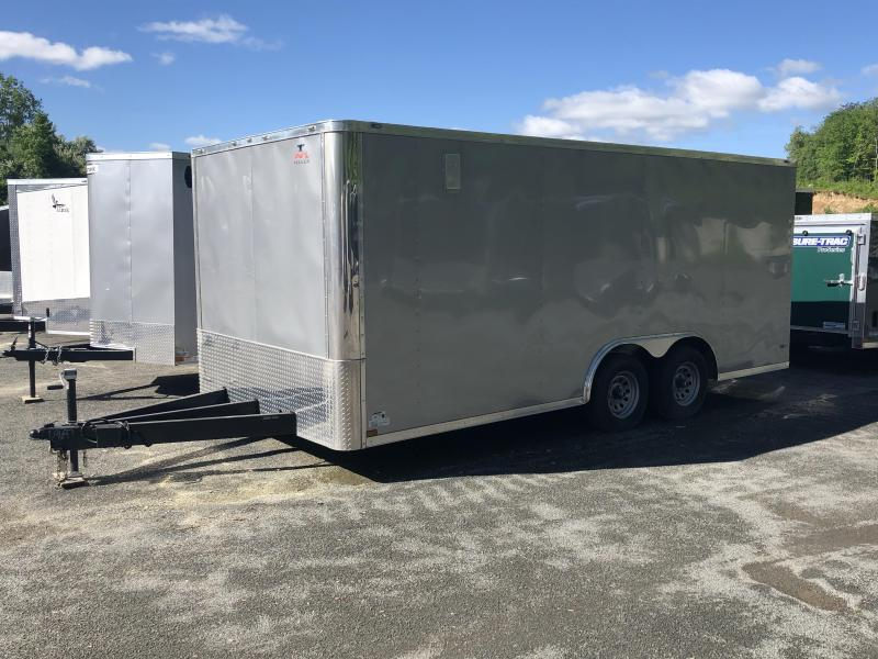 2019 Anvil 8.5x18 10K Enclosed Landscape Trailer