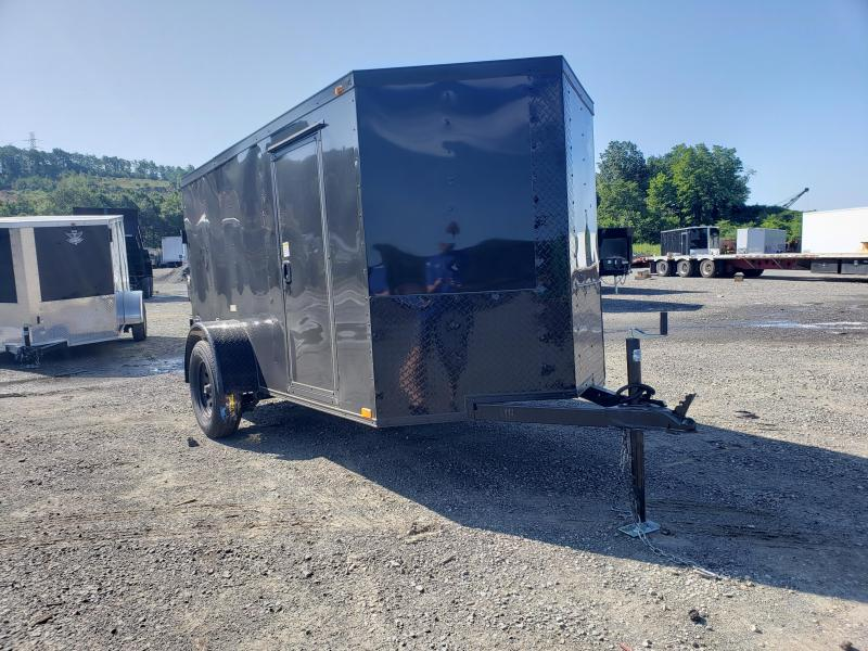 2019 Empire Cargo 5x10sa Enclosed Cargo Trailer
