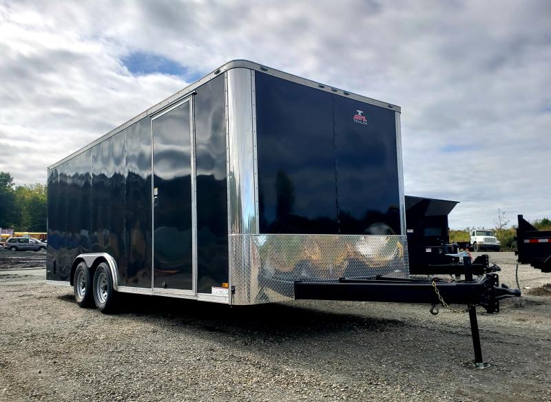 2019 Anvil 8.5x20 10K Enclosed Landscape Trailer