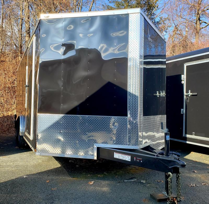 2019 Lark United 8.5x18 10K Enclosed Car Hauler Trailer