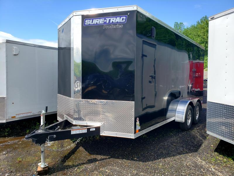 2018 Sure-Trac 7x16 Enclosed Cargo Trailer