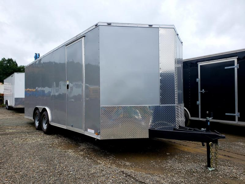 2019 Anvil 8.5x20 10K Enclosed Car Hauler Trailer