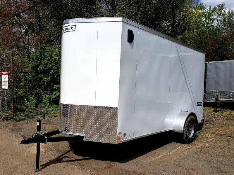 2019 Haulmark Transport 6x12 Enclosed Cargo Trailer