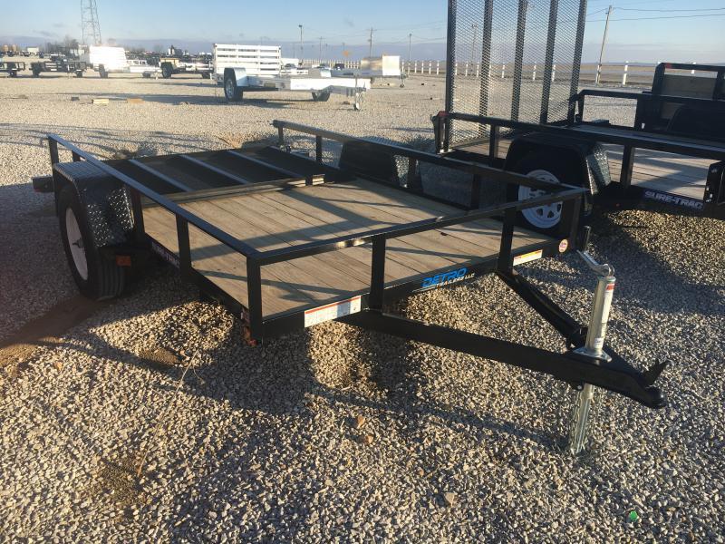 2019 Sure-Trac 6 x 10 Angle Iron Utility 3k Idler