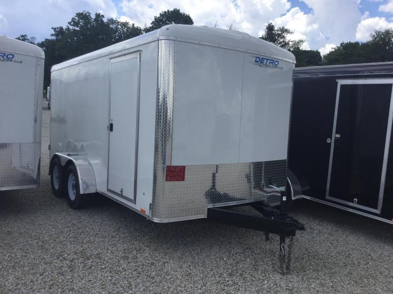2018 Cargo Express XLR7X14TE2 Enclosed Cargo Trailer
