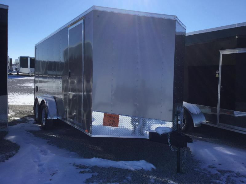 2018 Cargo Express 7X16 Enclosed Cargo Trailer