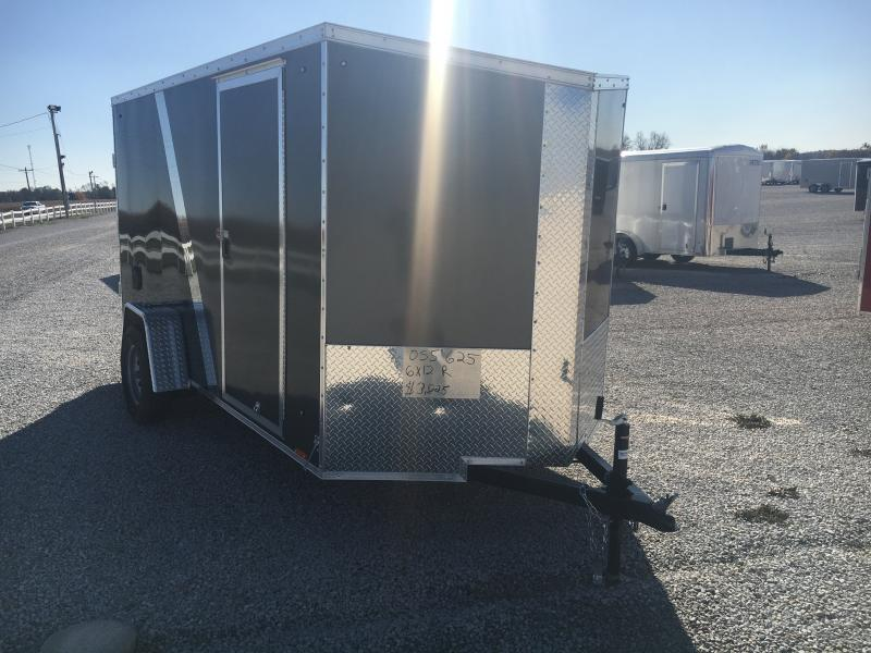 2020 Cargo Express 6X12 Enclosed Cargo Trailer