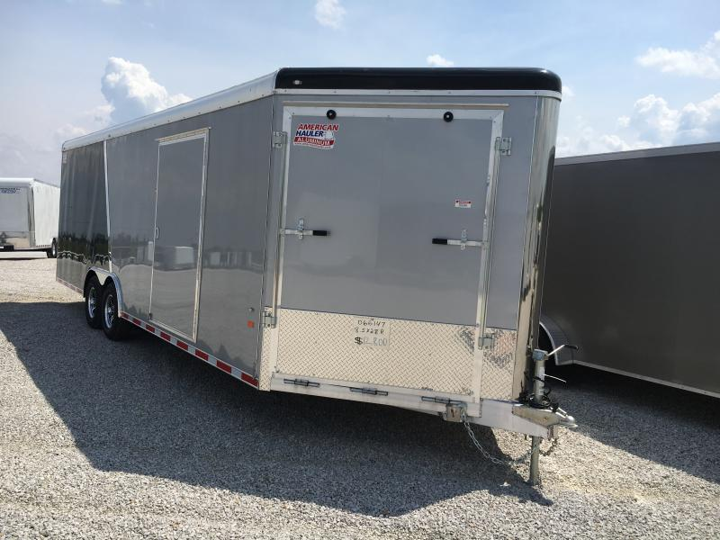 2018 American Hauler Industries 8.5X28 Car / Racing Trailer