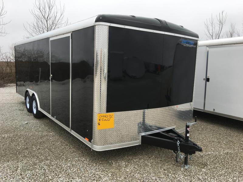 2019 Cargo Express Pro Auto Roundtop 10k Car / Racing Trailer