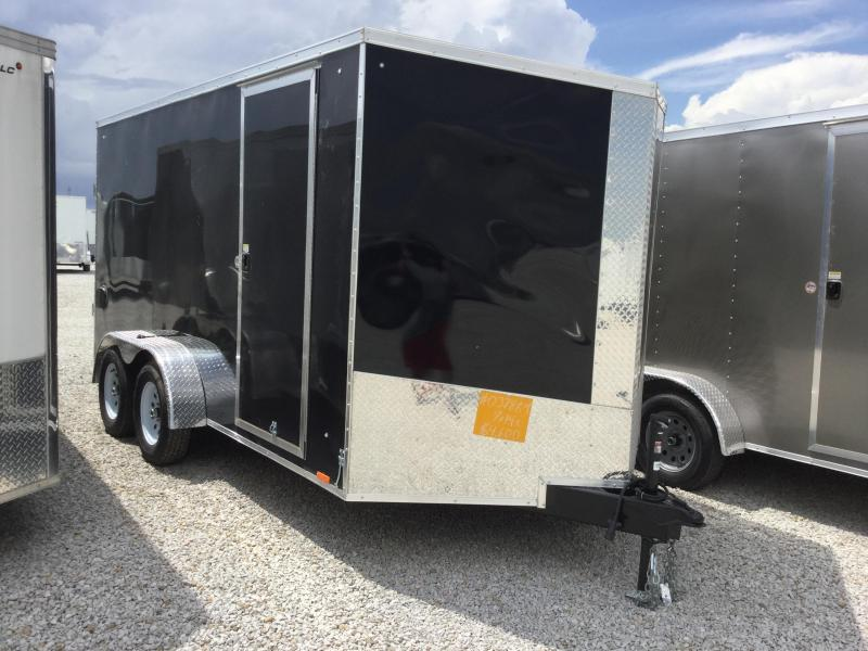 2018 Cargo Express XLW7X14TE2 Enclosed Cargo Trailer
