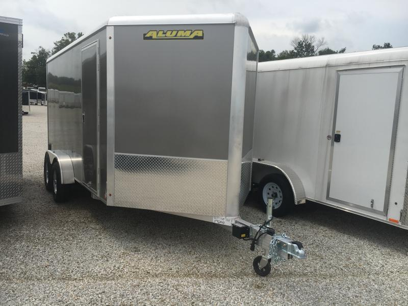 2020 Aluma 7X14 Enclosed Cargo Trailer