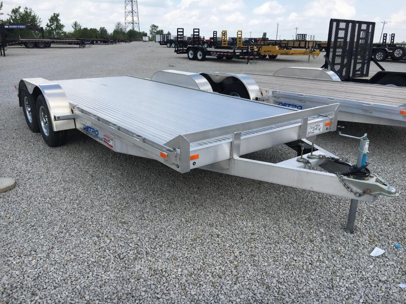 2018 American Hauler Industries 8X18 Car / Racing Trailer