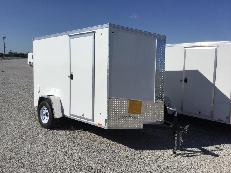 2018 Cargo Express XLW6X10SI2 Enclosed Cargo Trailer