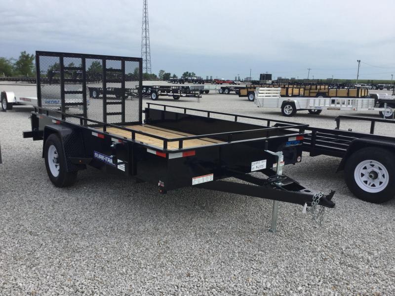 2017 Sure-Trac 7 x 12 Steel High Side 5K