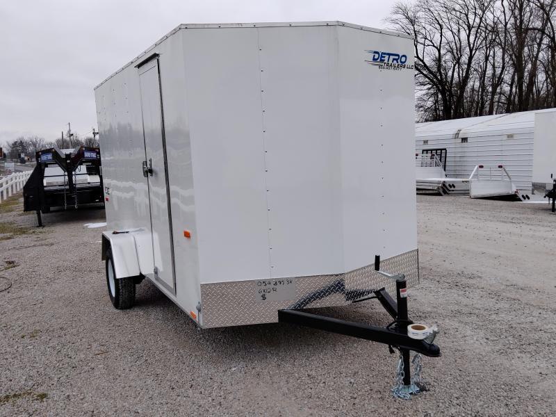 2021 Cargo Express 6X12 Enclosed Cargo Trailer