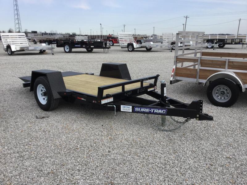 2017 Sure-Trac ST6210SATE-B-050 Utility Trailer