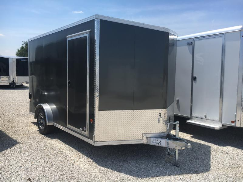 2019 EZ Hauler 735X12 Enclosed Cargo Trailer