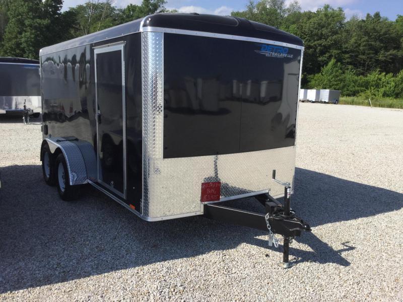 2018 Look Trailers XLR7X14TE2 Enclosed Cargo Trailer