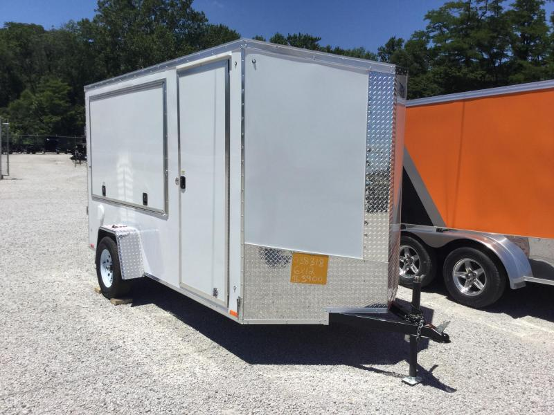 2018 Cargo Express XLW6X12SI2 Enclosed Cargo Trailer