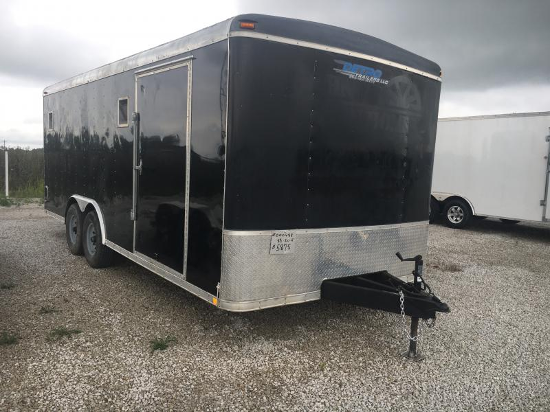 USED 2011 Other Enclosed Cargo Trailer