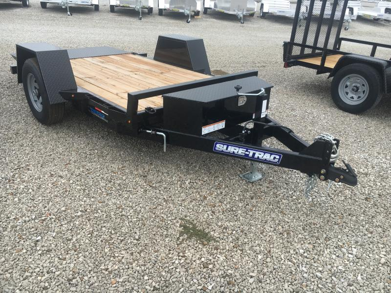 2019 Sure-Trac 62 IN x 10 Tilt Bed Equipment 6K