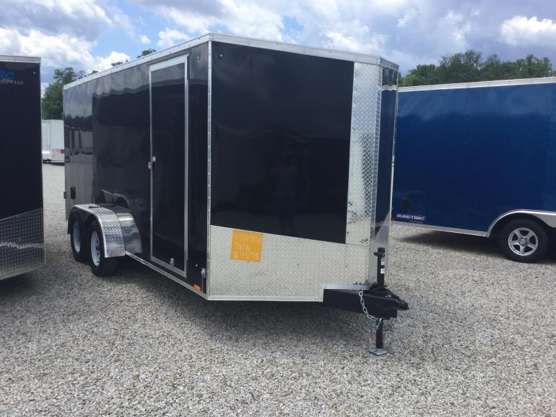 2018 Cargo Express XLW7X16TE2 Enclosed Cargo Trailer
