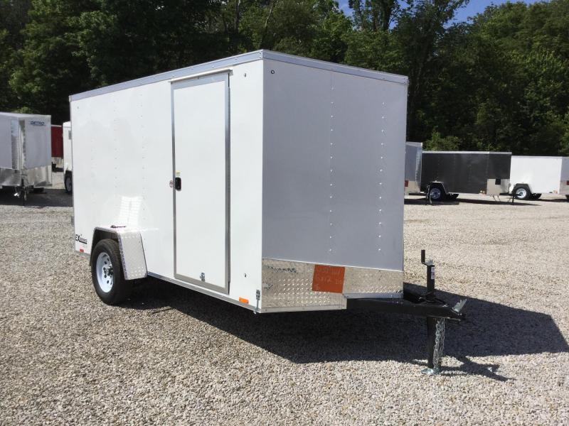 2018 Cargo Express EX6X12SI2 Enclosed Cargo Trailer