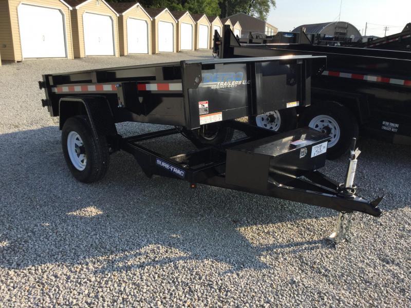 2017 Sure-Trac 62X8 Dump Trailer