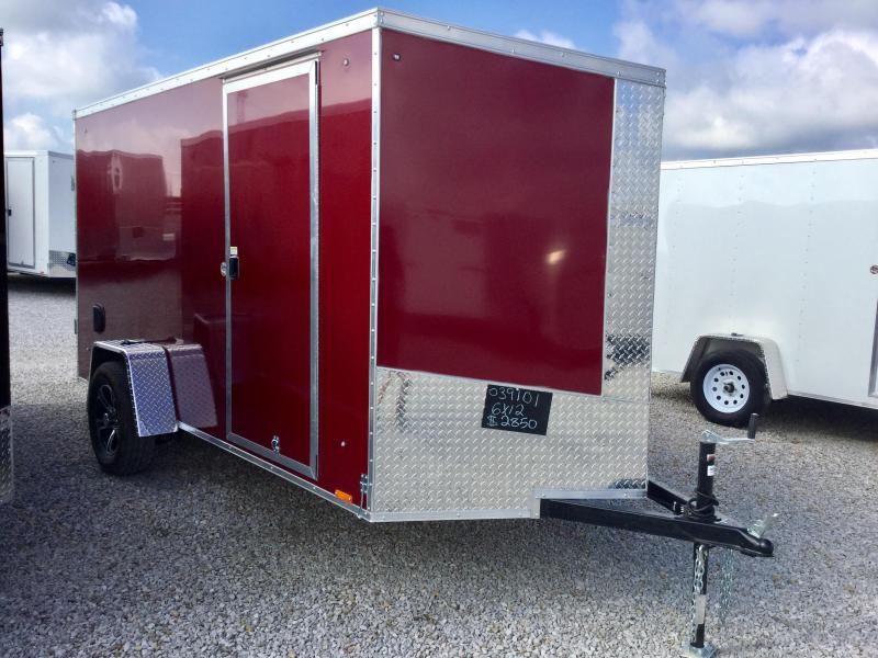 2017 Cargo Express Xlw Se 6 Wide Single Cargo Cargo / Enclosed Trailer