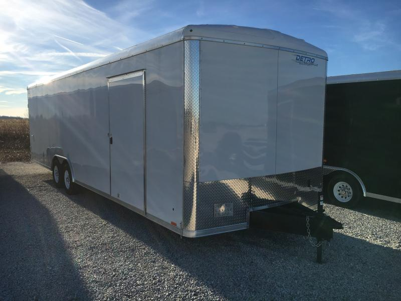 2019 Cargo Express 8.5X28 Car / Racing Trailer